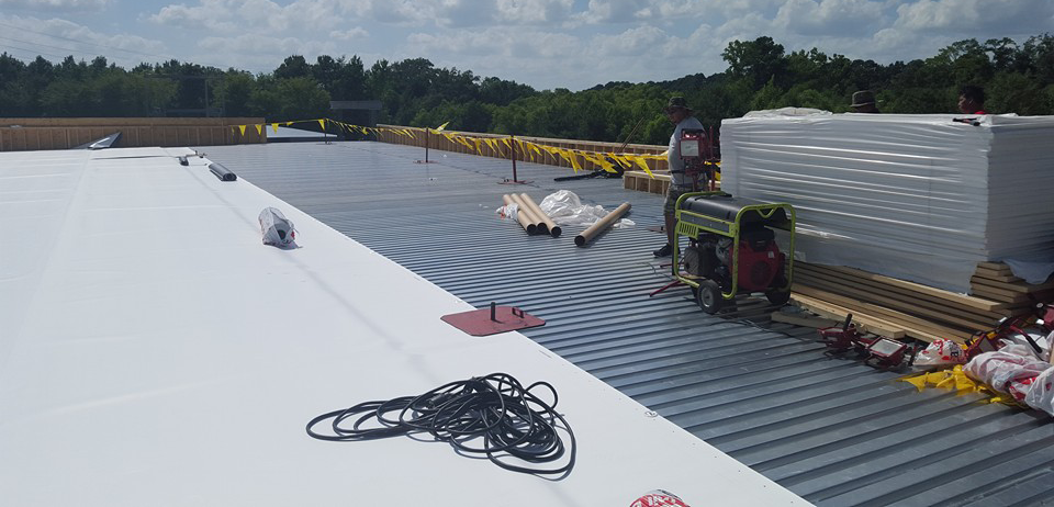 Commercial Roofing in Tyler TX