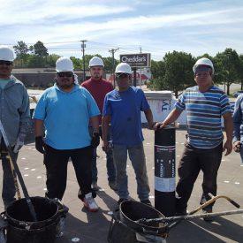 Hernandez Roofing Team