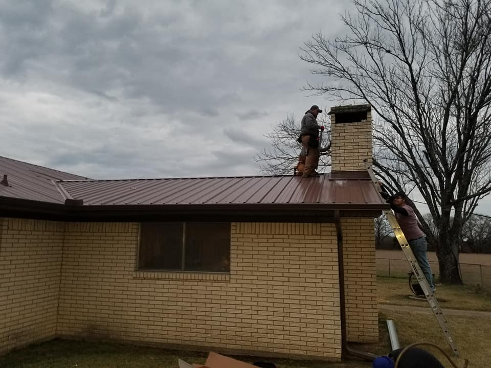 Residential Roof Installation