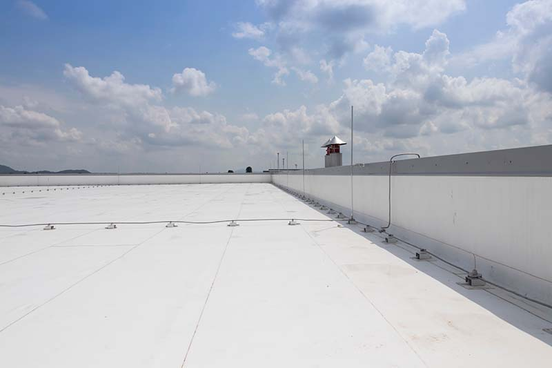PVC Commercial Roof Types